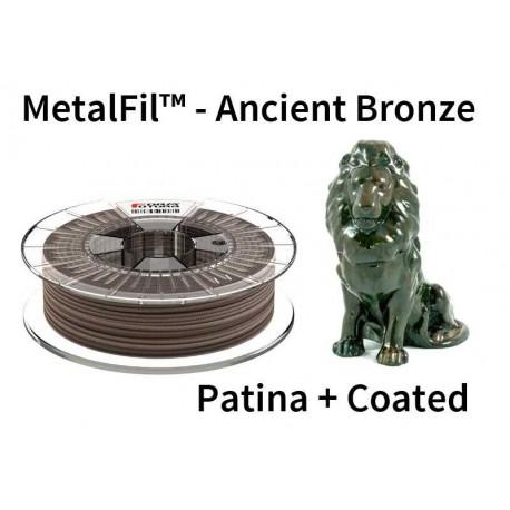 1,75 mm, MetalFil Bronze, filaments FormFutura, 1kg