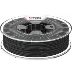 1,75 mm, TitanX (ABS), Černá, tisková struna FormFutura, 0,75kg