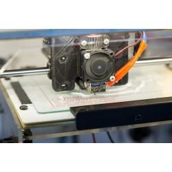 Nastavenie 3D tlačiarne pre rôzne druhy materiálov