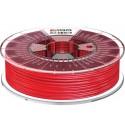 1,75 mm - HDglass™ Červená (Blinded) - tlačové struny FormFutura - 0,75kg