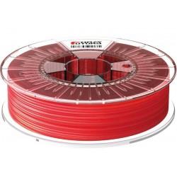 1,75 mm - ABS ClearScent™ - Červená - 90% pruhlednost - tiskové struny FormFutura - 0,75kg