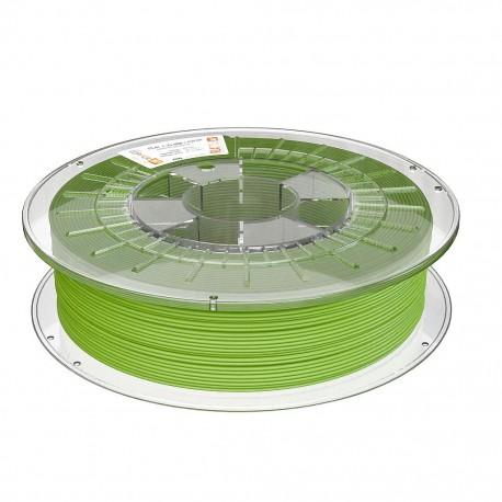 1,75 mm - PLActive Copper 3D - Zelená - tlačové struny FormFutura - 0,75kg