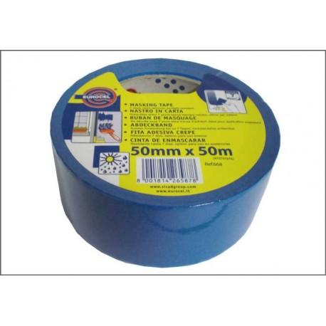 Eurocel modrá maskovacia páska