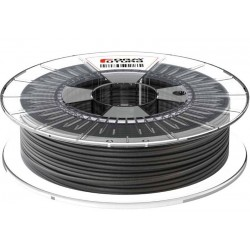 2,85mm - CarbonFil™ - Čierna - tlačové struny FormFutura - 0,5kg
