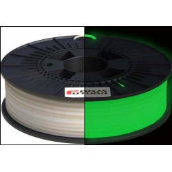 1,75mm PLA EasyFil™ - Glow in the Dark - filaments FormFutura - 0,75kg
