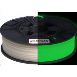 1,75mm PLA EasyFil™ - Svietiaci v tme - tlačové struny FormFutura - 0,75kg