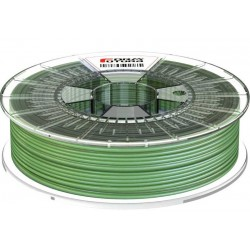 1,75 mm - HDglass™ Green Pastel Stained - filaments FormFutura - 0,75kg